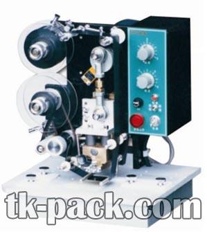 เครื่องพิมพ์วันที่รุ่น HP-241B/C แบบกึ่ง Auto