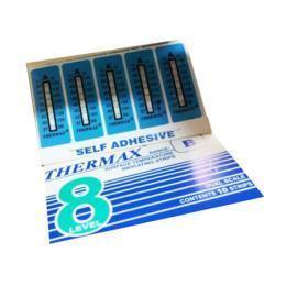 กระดาษวัดอุณหภูมิ Thermo Strips