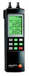 เครื่องวัดค่าแรงดัน ก๊าซเชื้อเพลิงและห้องเผาไหม้ ยี่ห้อ Testo รุ่น 312-2