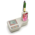 เครื่องวัดค่า pH ชนิดตั้งโต๊ะ รุ่น HI207