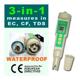 เครื่องวัดค่าทางไฟฟ้า Dipstick Conductivity Meter