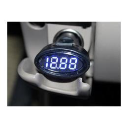 เครื่องวัดกระแสไฟฟ้าแบตเตอรี่รถยนต์ BAT-001