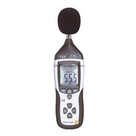 เครื่องวัดเสียง Digital Sound Level DT-8851