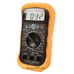 เครื่องวัดความดังเสียง 5in1 Multimeter DT-21