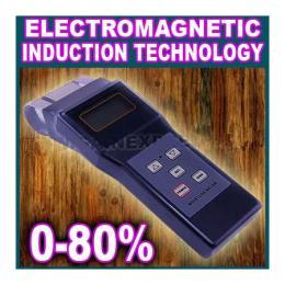 เครื่องวัดค่าความชื้นแบบเหนี่ยวนำด้วยแม่เหล็กไฟฟ้า MC-7812