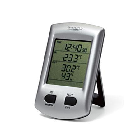เครื่องวัดความชื้น Wireless Weather Station