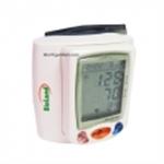 เครื่องวัดความดันโลหิต และการเต้นหัวใจ Blood Pressure Monitor(Hardcrystal)