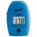 เครื่องวัดค่าปริมาณคลอรีนในน้ำ Chlorine Meter Model HI-711