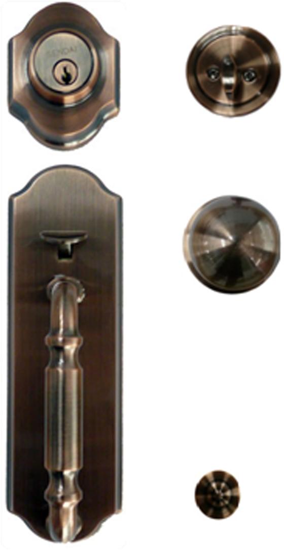 มือจับประตู 2 ตอน No.9996 'SENDAI'