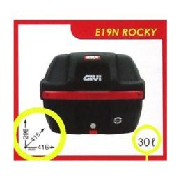 กล่องท้ายรถGIVI รุ่น E19N Rocky / 30 ลิตร