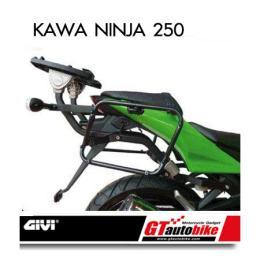 ตะแกรงติดกล่องข้าง สำหรับ Kawa Ninja 250