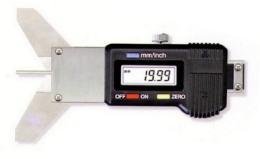 เกจวัดระยะร่องลิ่ม ระยะ 0-25 mm