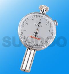 เครื่องวัดความแข็งยาง ชนิด D  LX-D durometer