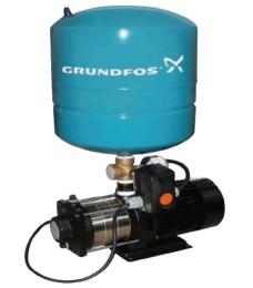 ปั๊มน้ำสูบน้ำอัตโนมัติ รุ่น CH-PT ของกรุนด์ฟอส