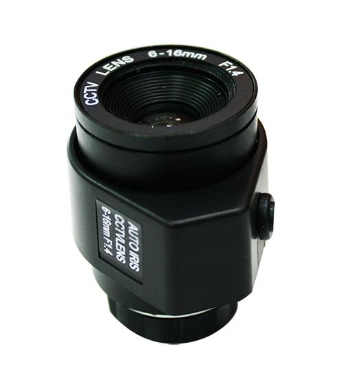เลนส์กล้อง Auto Iris 6 - 16mm