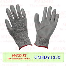 ถุงมือกันของมีคมเคลือบไนไตร (LEVEL 5- ระดับ 5)