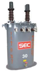 หม้อแปลงไฟฟ้า 30kVA 1 Phase 22 KV