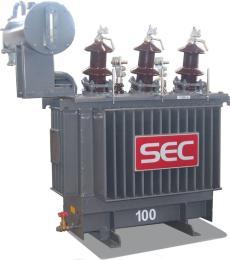 หม้อแปลงไฟฟ้า100kVA 3 Phase 11 KV