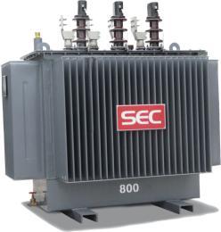 หม้อแปลงไฟฟ้า 800kVA 3 Phase 22 KV