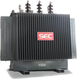 หม้อแปลงไฟฟ้า1500 kVA 3 Phase 22 KV