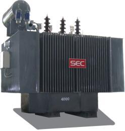 หม้อแปลงไฟฟ้า4000 kVA 3 Phase 22 KV