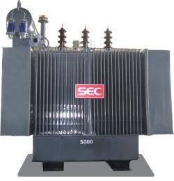 หม้อแปลงไฟฟ้า5000 kVA 3 Phase 22 KV