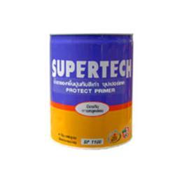 น้ำยารองพื้นปูนทับสีเก่า ซุปเปอร์เทค โพรเทค ไพร์เมอร์