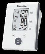เครื่องวัดความดันอัตโนมัติ Rossmax MJ700i