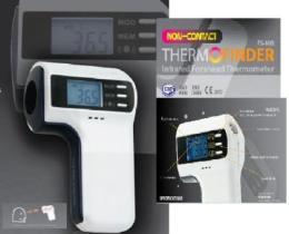 เครื่องวัดอุณหภูมิทางหน้าผาก ระบบอินฟาเรด FS-300
