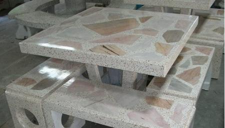 โต๊ะม้าหินอ่อน