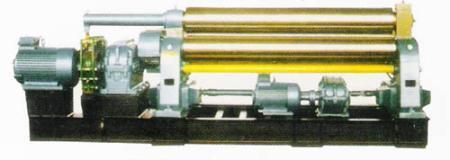 เครื่องม้วนโลหะแบบใช้มอเตอร์