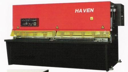 เครื่องตัดโลหะแผ่นระบบไฮดรอลิกส์