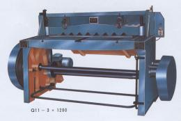 เครื่องตัดโลหะแผ่นแบบใช้มอเตอร์