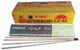ลวดเชื่อมไฟฟ้า (แรงดึงสูง) AWS.E7016