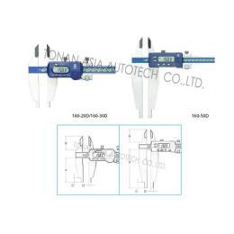 เวอร์เนีย ดิจิตอล แบบปลายปากกา MW160-D