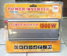 เครื่องแปลงไฟ1000วัตต์ รุ่นใหม่