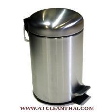 ถังขยะสแตนเลสฝาเหยียบ ขนาด 3ลิตร-60ลิตร
