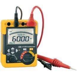 โอมห์มิเตอร์DT-6605 Digital Insulation Tester