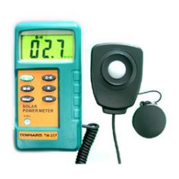 เครืองวัดพลังงานแสงอาทิตย์ TM-207