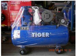 ปั๊มลม TIGER ขนาด 1 / 4 แรง 36 ลิตร พร้อมมอเตอร์ โตชิบา