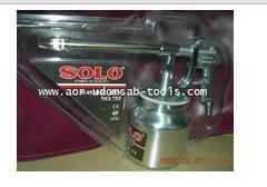 กาพ่นน้ำมันโซล่า SOLO (อลูมิเนียม)
