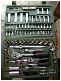 ชุดประแจบล็อกรวม ขนาด 2 และ 4 หุน META 94 ชิ้น