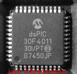 ชิป IC MCU (PIC) dsPIC30F401