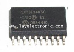 ชิป IC MCU PIC18F14K50-I/SO