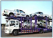 รถพ่วงบรรทุกรถยนต์