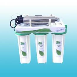 เครื่องกรองน้ำ 5 ขั้นตอน UV Unipure