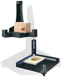 เครื่องชั่งพร้อมสะแกนวัดขนาดวัตถุ รุ่น CubiScan Series