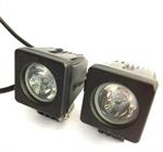 สปอร์ตไลท์ LED CREE T6 12v 10w