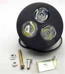 ไฟสปอร์ตไลท์ LED โคมพลาสติก 3 X 3W 12-80V