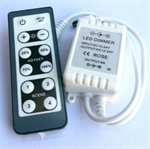 LED ดิมเมอร์ (กล่องหรี่ไฟ LED) +รีโมท